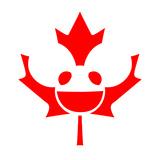 deadmau5 - Canada Stretched Canvas Print