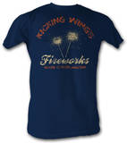Joe Dirt - Kicking Fireworks T-Shirt