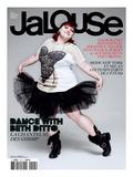 Jalouse, November 2008 - Beth Ditto Posters van Jean-Baptiste Mondino