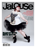 Jalouse, November 2008 - Beth Ditto Prints by Jean-Baptiste Mondino