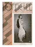 L'Officiel, December 1928 - Michelle S Posters by  Madame D'Ora