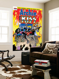 Archie Meets KISS Cover Wall Mural