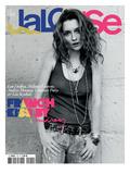 Jalouse, May 2009 - Lou Doillon, Mélanie Laurent, Audrey Marnay, Clémence Poésy et Léa Seydoux Posters by Daniel King