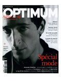 L'Optimum, September 2004 - Adrien Brody Premium Giclee Print by Antoine Le Grand