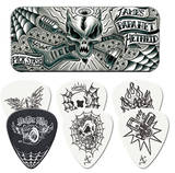 James Hetfield - So What Guitar Picks Palhetas guitarra e violão