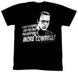 Saturday Night Live - Cowbell T-Shirt