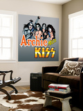 Archie Meets KISS Wall Mural