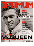 L'Optimum, September 2000 - Steve Mcqueen Reproduction giclée Premium