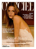 L'Officiel, May 1998 - Tanga Poster by Sheila Metzner