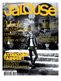 Jalouse, November 2009 - Taylor Warren Premium Giclee Print by Édouard Plongeon