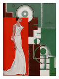L'Officiel, June 1934 - Heim Premium Giclee Print by Lbengini & A.P. Covillot