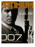 L'Optimum, December 1999-January 2000 - Pierce Brosnan Kunst