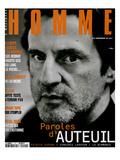 L'Optimum, September 1996 - Daniel Auteuil Affiches par Marcel Hartmann