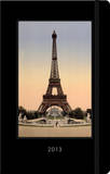 Paris Vintage Postcard - 2013 Planner Calendars