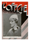 L'Officiel, April 1933 - Mle Boecler Posters by Madame D'Ora & A.P. Covillot