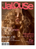 Jalouse, June 2006 - Flavia Posters by Elina Kechicheva