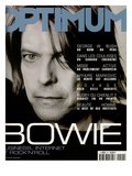 L'Optimum, October 1999 - David Bowie Premium Giclee Print by Frank W. Ockenfels