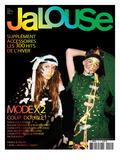 Jalouse, October 2008 - Diva et Lola Prints by Matthew Frost