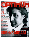 L'Optimum, February 2003 - Antoine de Caunes Est Habillé en Paul Smith Posters by Patrick Swirc