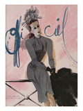 L'Officiel, April 1943 Prints by  Lbenigni