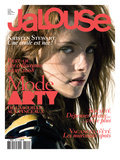 Jalouse, April 2008 - Kristen Stewart Posters by Matthew Frost