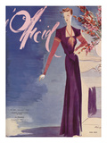 L'Officiel, December 1938 - Nina Ricci Posters by  Lbenigni