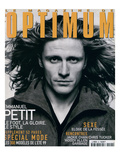 L'Optimum, February 1999 - Emmanuel Petit Prints by Marcel Hartmann
