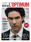 L'Optimum, September 2011 - Tahar Rahim Prints by Greg Williams