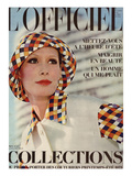 L&#39;Officiel, 1973 - Guy Laroche Boutique Prints by Roland Bianchini