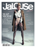 Jalouse, October 2010 - Ashley Smith Prints by Mason Poole