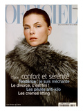 L'Officiel, November 1998 - Jayne Windsor Prints by Geoffroy de Boismenu