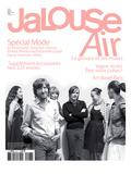 Jalouse, March 2007 - Nicolas Godin, Anahita, Carine Charaire, Jean Benoît ,Yi Zhou, Linda Bujoli Art