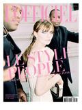 L'Officiel, June 2009 - Mischa Barton Porte une Robe Corset en Coton, Dolce & Gabbana Art by Andrea Spotorno