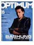 L'Optimum, November 2002 - Alain Bashung Affiche