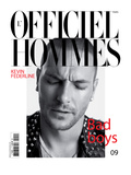 L'Officiel, Hommes August 2007 - Kevin Federline Art by Milan Vukmirovic