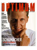 L'Optimum, June-July 1999 - Michael Schumacher Posters by Bernard Asset