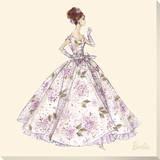 Barbie™, Violette Stretched Canvas Print