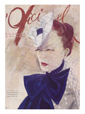 L'Officiel, July 1941 Posters van Lbenigni