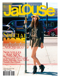 Jalouse, March 2008 - Ruby Aldridge Posters by Matthew Frost