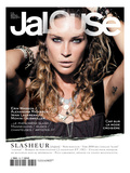 Jalouse, November 2010 - Erin Wasson Print by Mason Poole