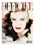 L'Officiel, October-November 1990 - Paloma Picasso Posters