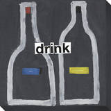 Drink Stretched Canvas Print