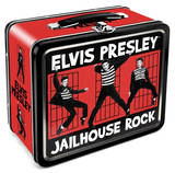 Elvis Jailhouse Lunchbox Lunch Box