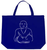 buddha - Positive Wishes Tote Bag