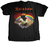 Rainbow- Rising Album Cover T-Shirt