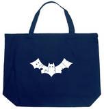 Bat - Bite Me Tote Bag
