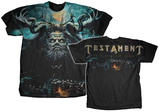 Testament - DROE Sublimation Print Specialty T-shirts