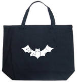 Bat - Bite Me Tote Bag