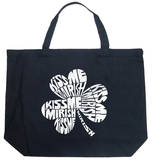 Kiss Me I&#39;m Irish Tote Bag