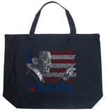 President Obama Tote Bag